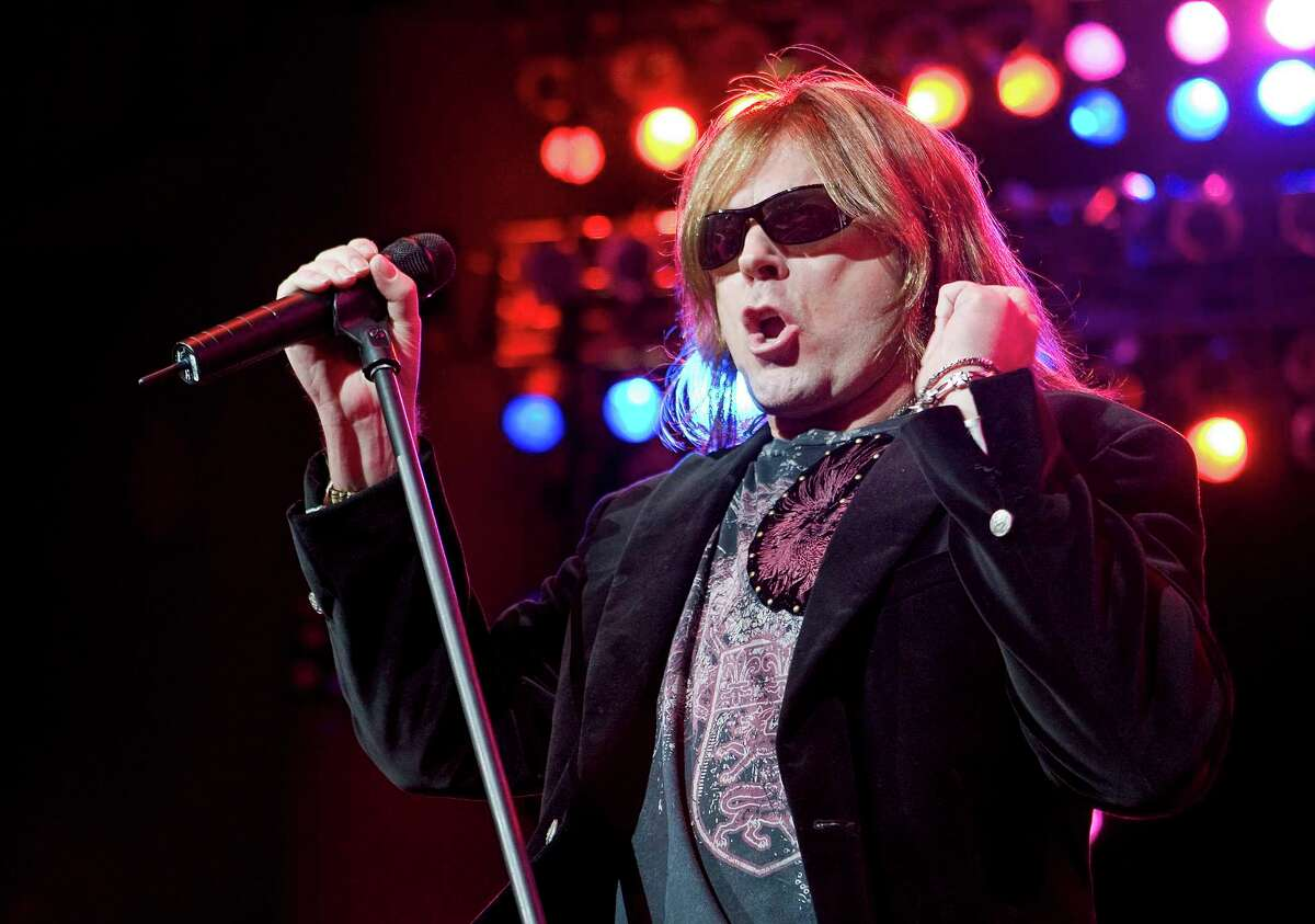 """Dokken (pictured) and Warrant are among the top hair metal bands of all time, according to the L.A. Weekly, but you already knew that. Together they are responsible for such '80s rock radio hits as """"Alone Again,"""" """"Into the Fire,"""" """"Dream Warriors,"""" """"Heaven,"""" """"Sometimes She Cries"""" and, well, """"Cherry Pie."""" Also on the bill: Trixter. 8 p.m. Friday. Tobin Center for the Performing Arts. $35.-60. tobi.tobincenter.org -- Jim Kiest"""
