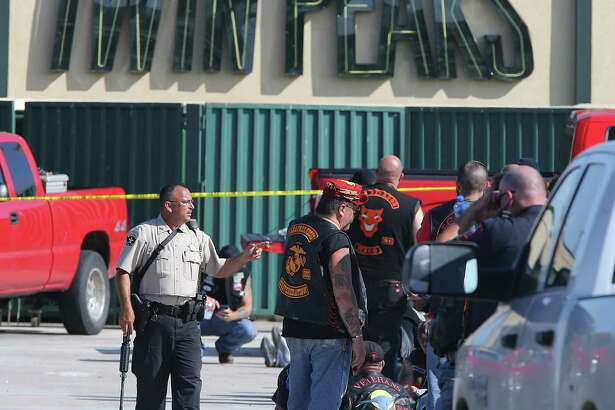 A shootout between motorcycle gangs at a Twin Peaks restaurant in Waco in May 2016 resulted in nine deaths and 177 arrests.