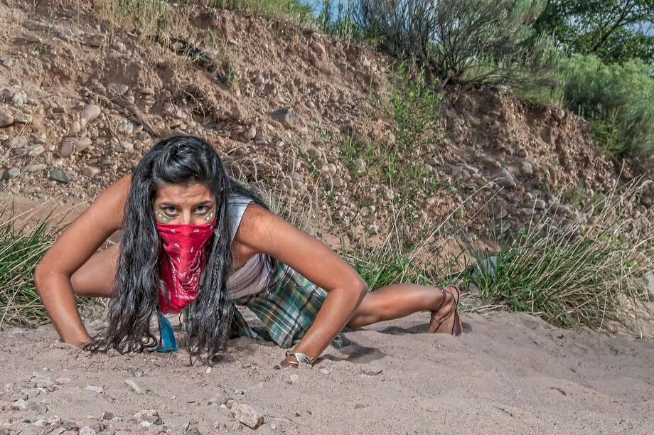 Lupita Salazar of Dancing Earth, which will participate in the festival. Photo: Paulo T. Photography