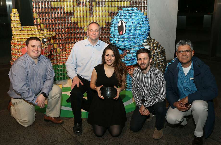 Capital Region CANstruction has returned to the New York State Museum. It runs from now until April 11, 2018. Learn more. Photo: Joe Putrock/Special To The Times Union