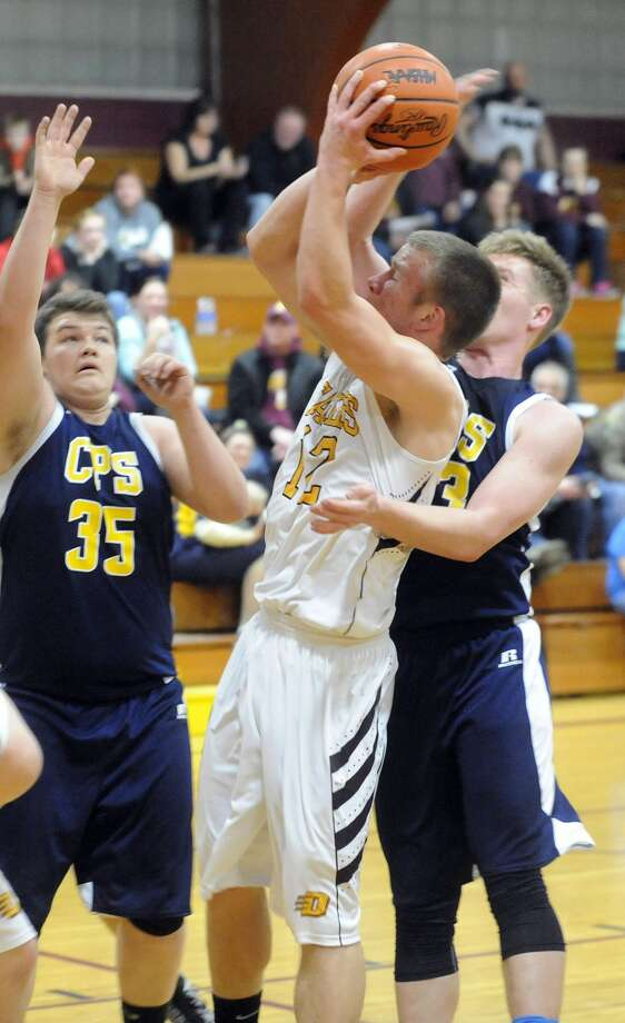 Deckerville 56, CPS 52 Photo: Seth Stapleton/Huron Daily Tribune