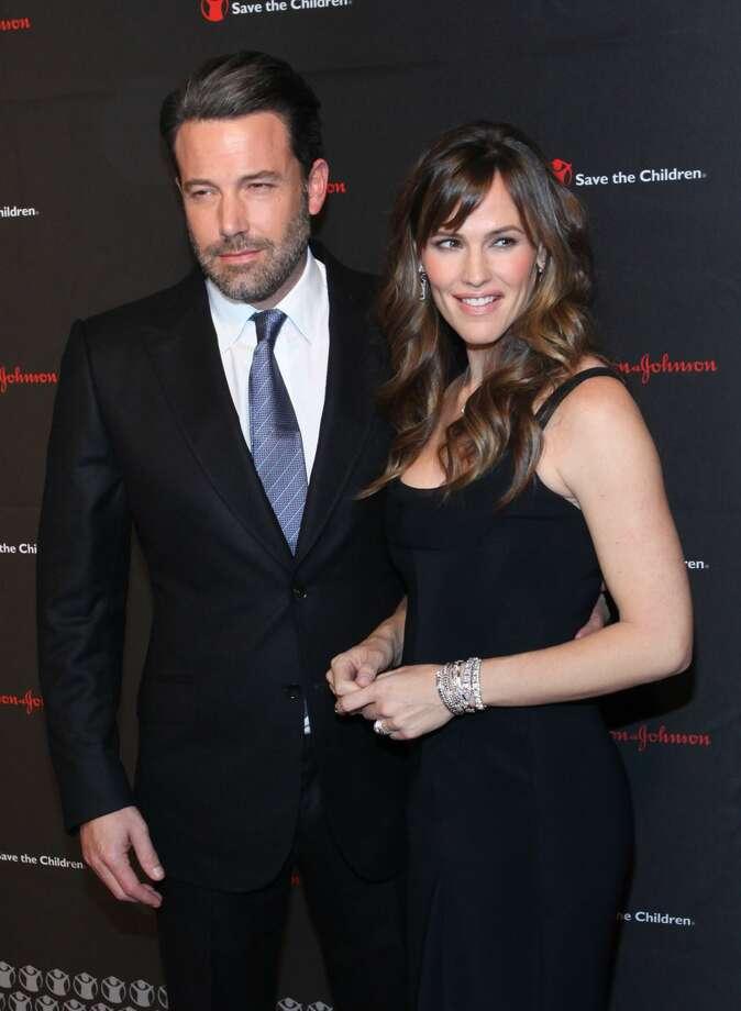 TMZ reports Ben Affleck and Jennifer Garner have filed for divorce. Photo: Steve Zak Photography/FilmMagic
