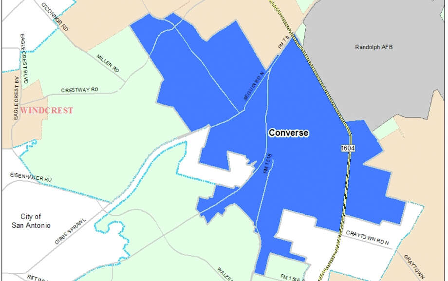 San Antonio City Council Unanimously Agreed Thursday To Enter Into A Complex Annexation Agreement With Converse In An Effort To Bring Munil Services To