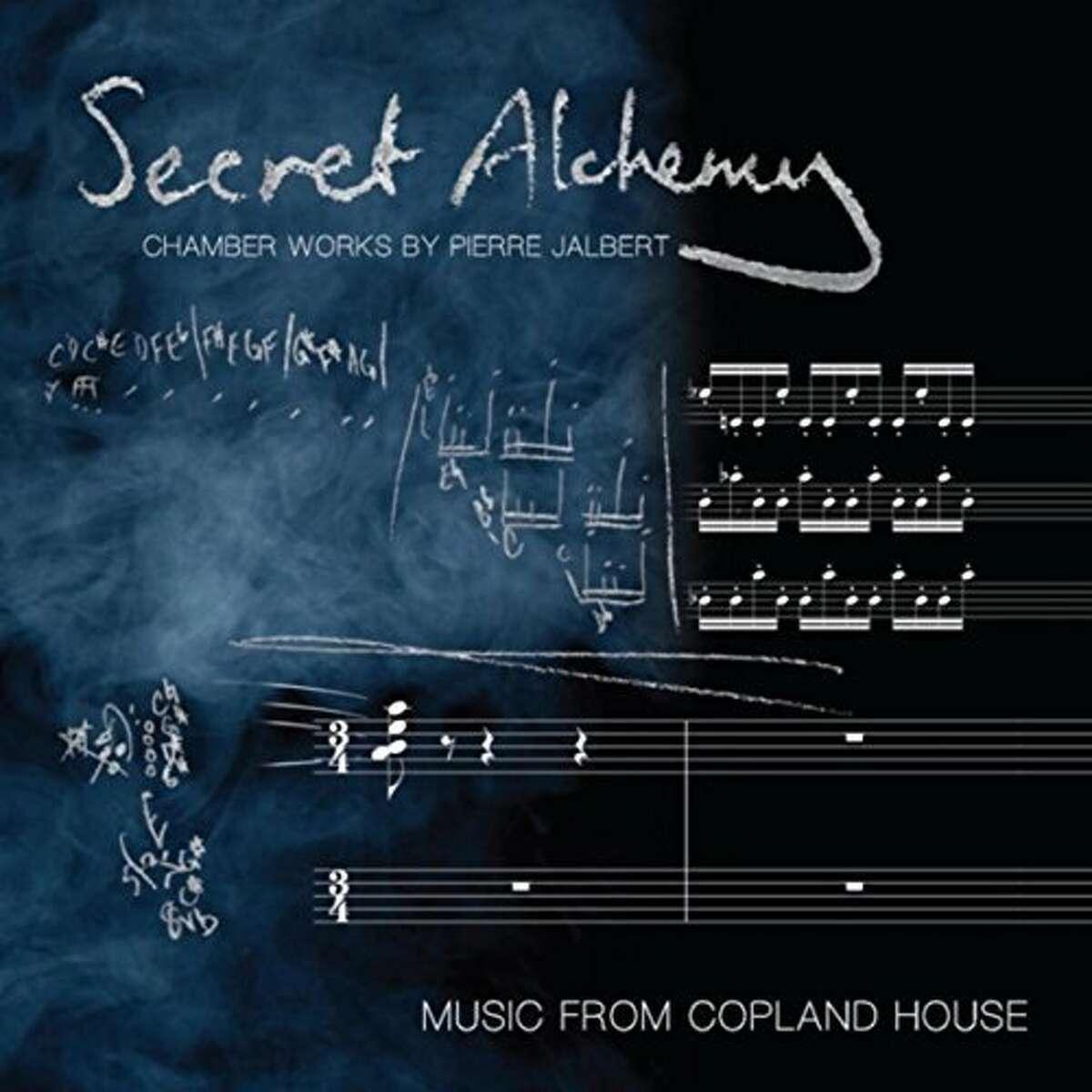 """Pierre Jalbert, """"Secret Alchemy"""""""