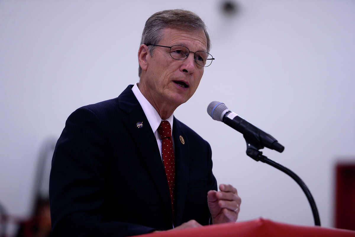 U.S. Representative Brian Babin has made it clear he has no intention of holding a town hall.