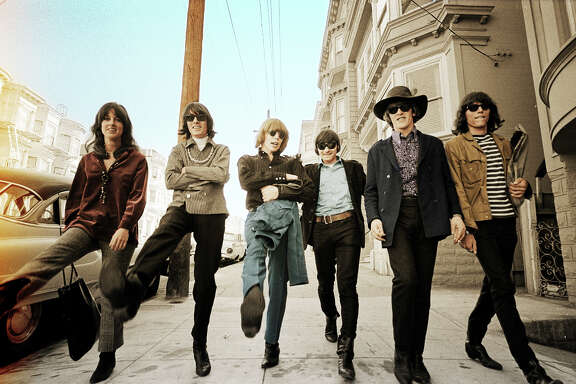 Jefferson Airplane in the Haight, 1967
