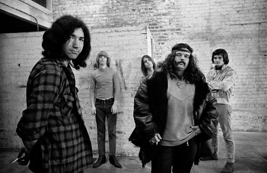The Grateful Dead, 1967 Photo: © Jim Marshall Photography LLC