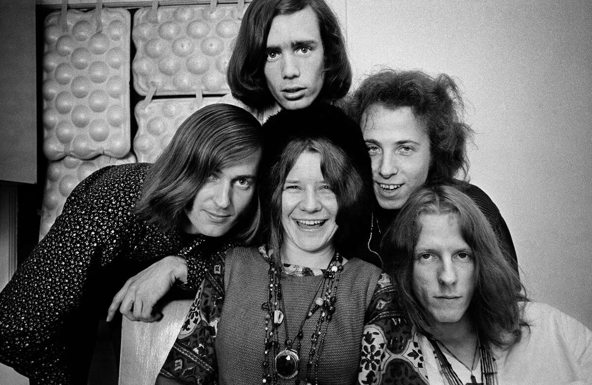 Big Brother and the Holding Company promo shot, 1967