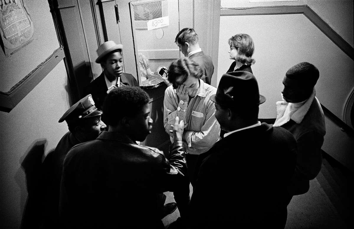 Bill Graham at the Fillmore, 1967
