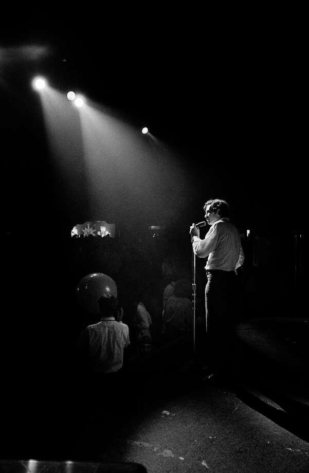 Bill Graham at Avalon Ballroom, 1967 Photo: © Jim Marshall Photography LLC