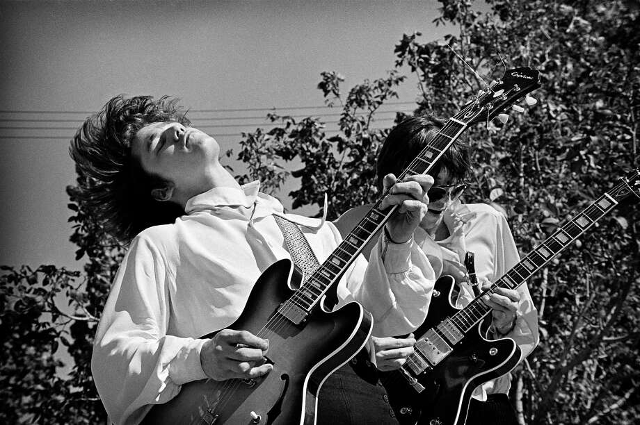 Steve Miller Band in the Panhandle, 1967 Photo: © Jim Marshall Photography LLC