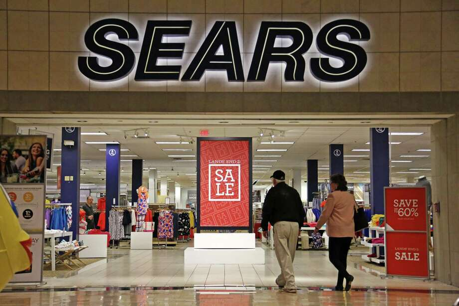 Sales at Sears and Kmart stores open at least a year, a key indicator of a retailer's health, dropped 10.3 percent. Sears same-store sales slid 12.3 percent, mostly hurt by falling sales of appliances, clothing, consumer electronics and tools. Photo: Gene J. Puskar /Associated Press / Copyright 2017 The Associated Press. All rights reserved.