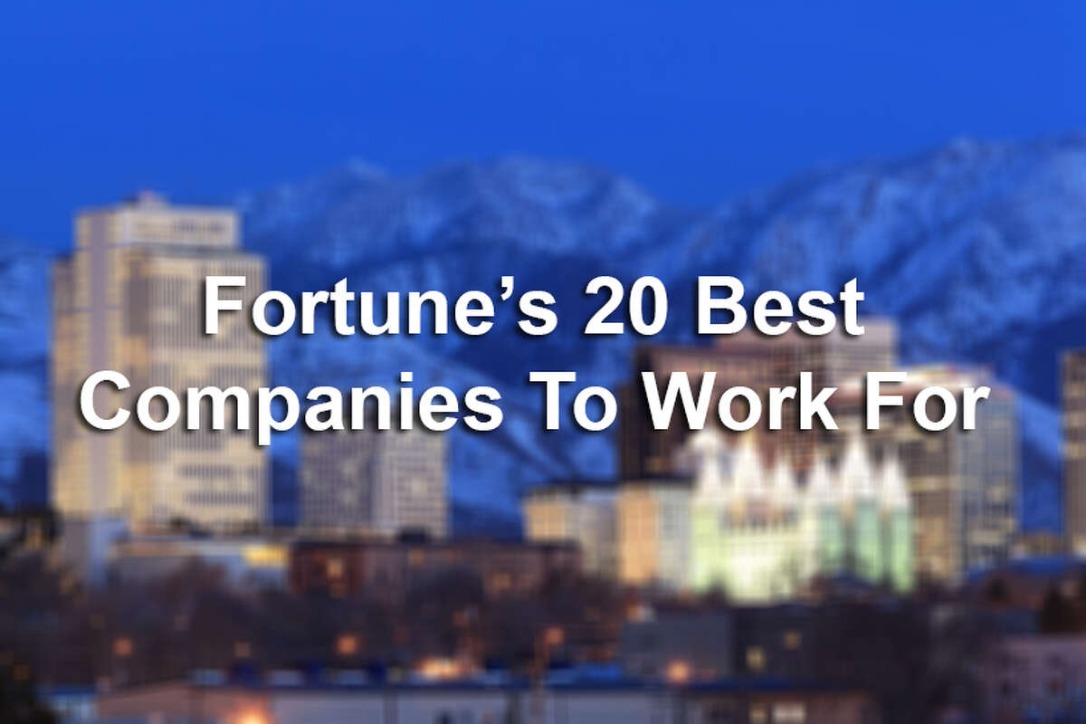 Keep clicking to see the companies named the best places to work in 2017 by Fortune.