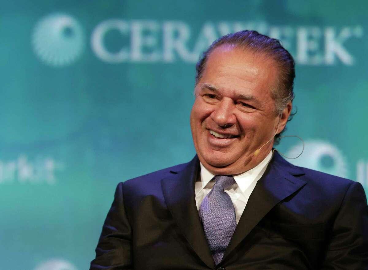 Charif Souki, chairman of LNG firm Tellurian.
