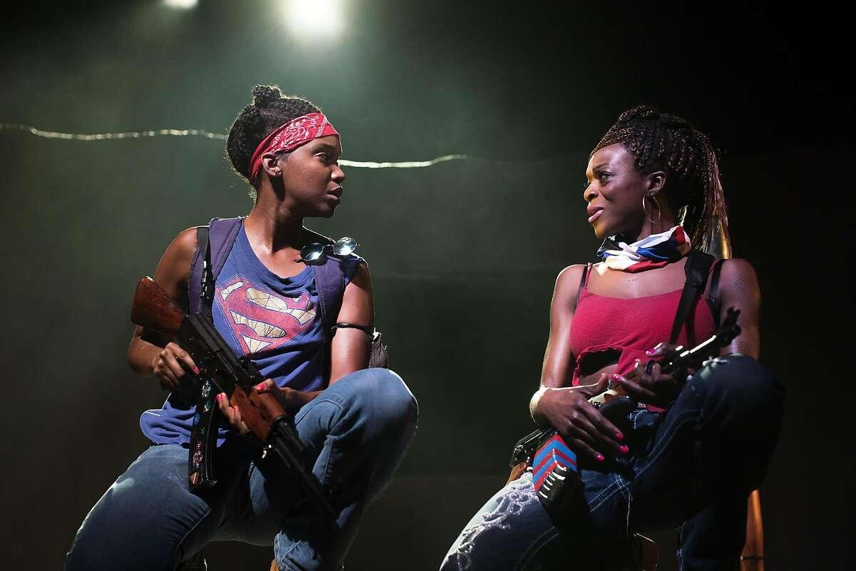 Ayesha Jordan and Adeola Role in