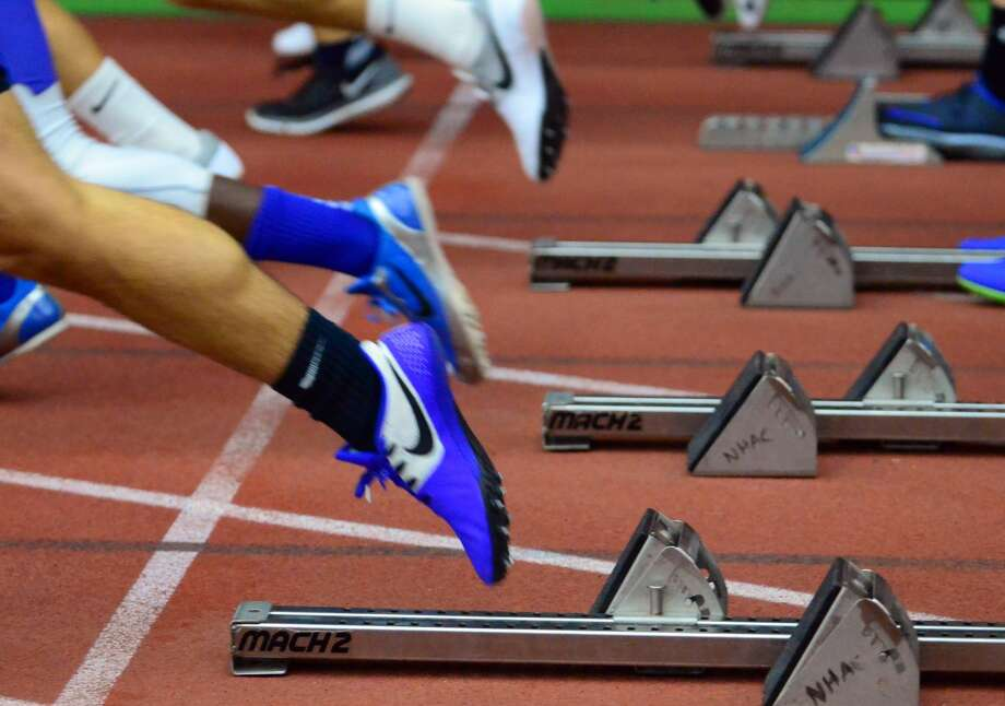 A&M plays host to the NCAA Indoor Championships on Friday and Saturday, and the action starts at noon Friday. Photo: Christian Abraham/Hearst Connecticut Media