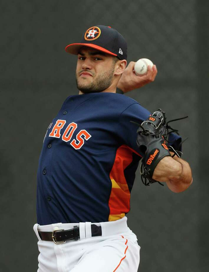 Lance McCullers needed 60 pitches to complete three innings on Tuesday. He said he was happy to be tested against the Mets. Photo: Karen Warren, Staff Photographer / 2017 Houston Chronicle