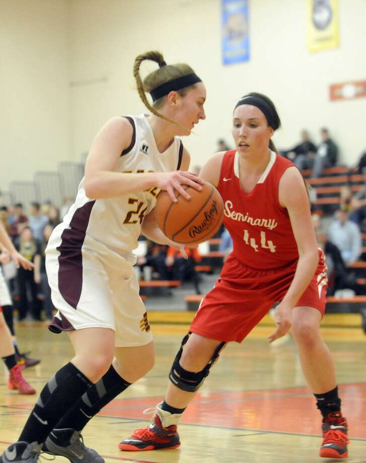 Saginaw MLS 44, Deckerville 36 Photo: Seth Stapleton/Huron Daily Tribune