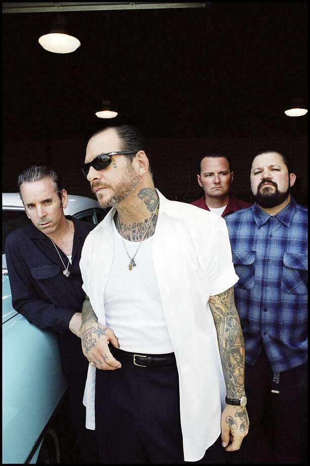 Social Distortion (BAND) Photo: COURTESY DANNY CLINCH
