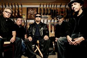 Los Lobos will appear at The Warehouse at Fairfield Theatre Company on Wednesday, Nov. 16.