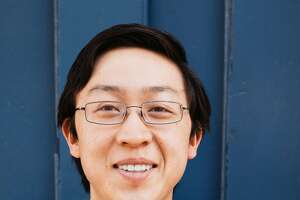 Composer and conductor Eric Tuan