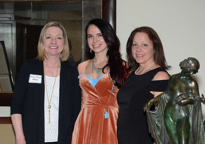 The first Stamford Museum & Nature Center benefit dinner was held Thursday, March 9, 2017, at the Rockrimmon Country Club in Stamford. The event served as a kick-off for the annual Food and Wine celebration held in June. Guests enjoyed cocktails, hors d'oeuvres, and dinner. Were you SEEN?