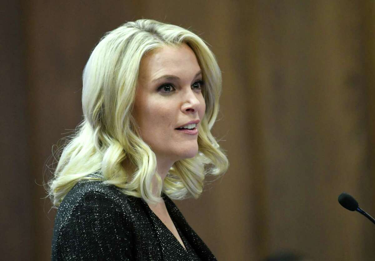 Some parents and officials in the town of Bethlehem want Megyn Kelly, Albany Law School alumna and a former NBC News anchor, removed from the high school's Hall of Fame. (Lori Van Buren / Times Union) (Lori Van Buren / Times Union)