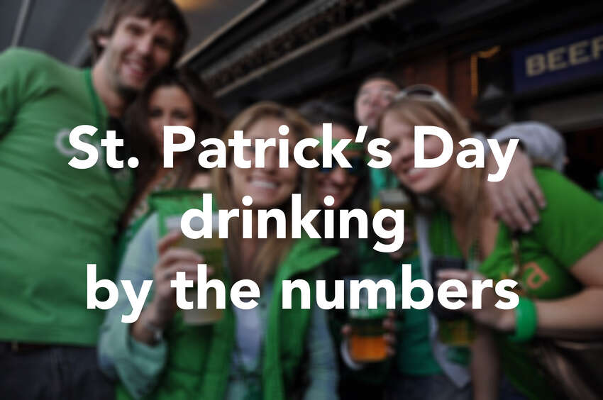 Booze delivery site drizly.com set out to uncover the specific drinking habits of its users. The site sent 5,000 of its users a survey about their drinking habits and how they plan to spend St. Patrick's Day 2017. Click though to see some of the results, and visit Drizly for the full infographic.