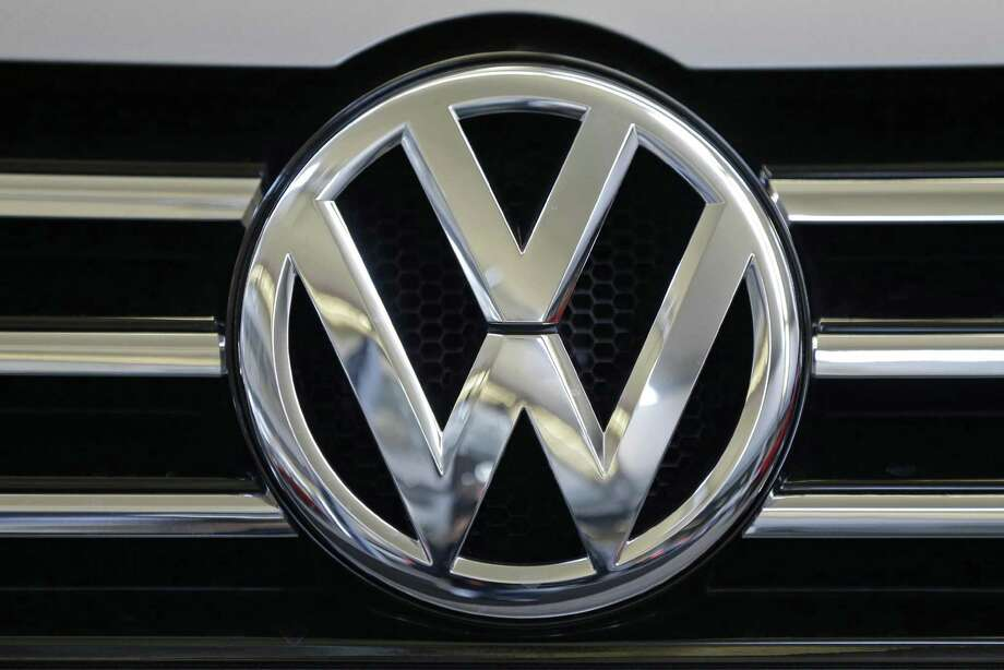 Volkswagen has pleaded guilty to cheating the U.S. government by using software to evade emission rules in nearly 600,000 diesel vehicles. Photo: Associated Press /File Photo / Copyright 2017 The Associated Press. All rights reserved.