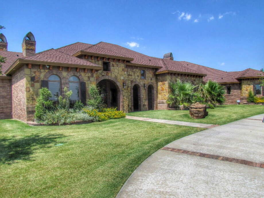 The 3-acre Odessa property located at 7 Royal Manor Drive in the Estates of Shiloh area is listed at $1.8 million. Photo: Legacy Real Estate