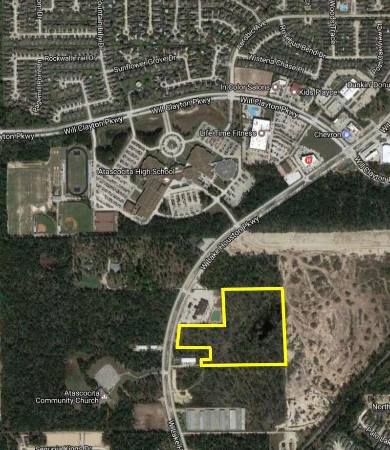 Plans for a new Atascocita park Photo: Courtesy Photo