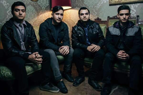 San Antonio Christian metal band Darkness Divided