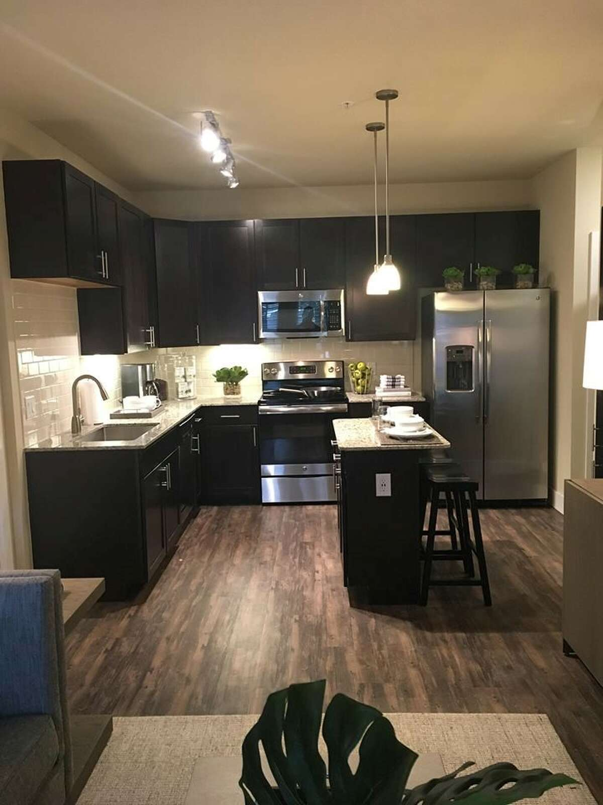 Allied Orion Group's Southfork Lake is now open for leasing at 3333 Southfork Parkway in Manvel.
