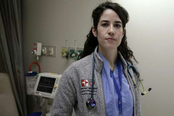 Cambridge Hospital first-year resident Samantha Harrington worries that new work limits letting rookie doctors work up to 24 hours straight will endanger residents' and patients' safety.