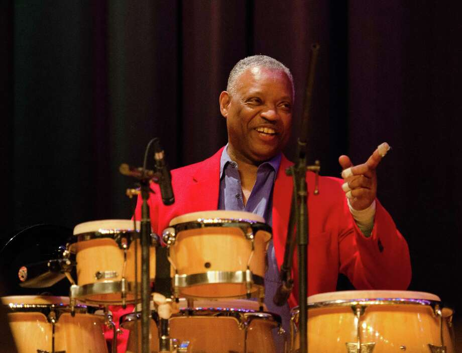 "On Saturday, March 18, renowned drummer Steve Scales will bring some of his pals together for a special concert — ""Magic Moments Live: A Benefit Concert Event"" at Fairfield University's Quick Center — that will benefit the Autism Project at the Kennedy Center, a regional nonprofit that offers services for those with disabilities. Photo: Kennedy Center / Contributed Photo"