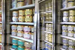 Blue Bell ice cream     Type of color blindness:  Red-Blind/Protanopia