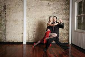 "Dale Ellison and Jorge ""Gem"" Duras will present an intensive tango workshop Saturday afternoon, March 18, at the Milford Center for the Arts, 40 Railroad Avenue South, Milford."