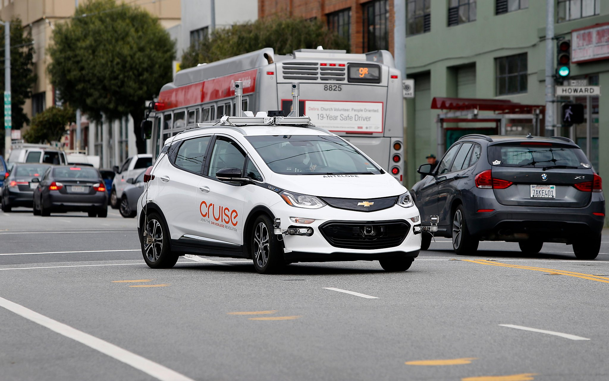 Self Driving Cars Need Humans Less And Less California