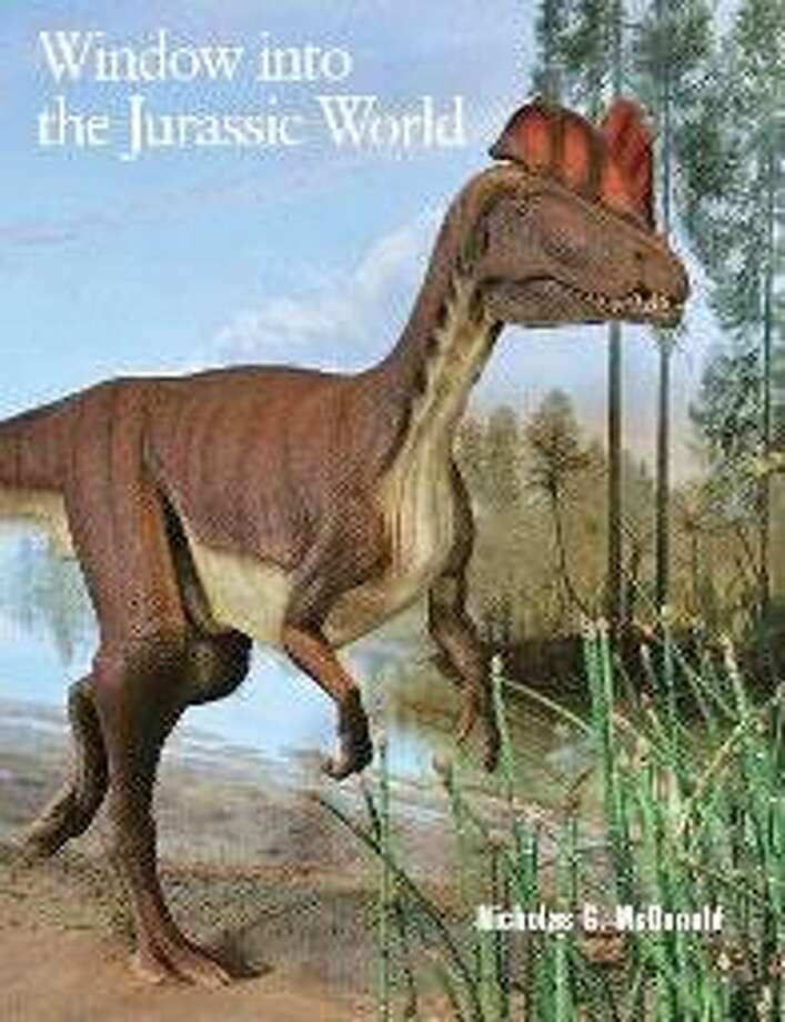 Nicholas G. McDonald will lecture on his book about fossils and what Connecticut and Massachusetts were like during the Age of Dinosaurs at the Bruce Museum's science lecture and fossil identification session on March 14. Photo: Photo Credit / Friends Of Dinosaur Park And Arboretum, Inc.