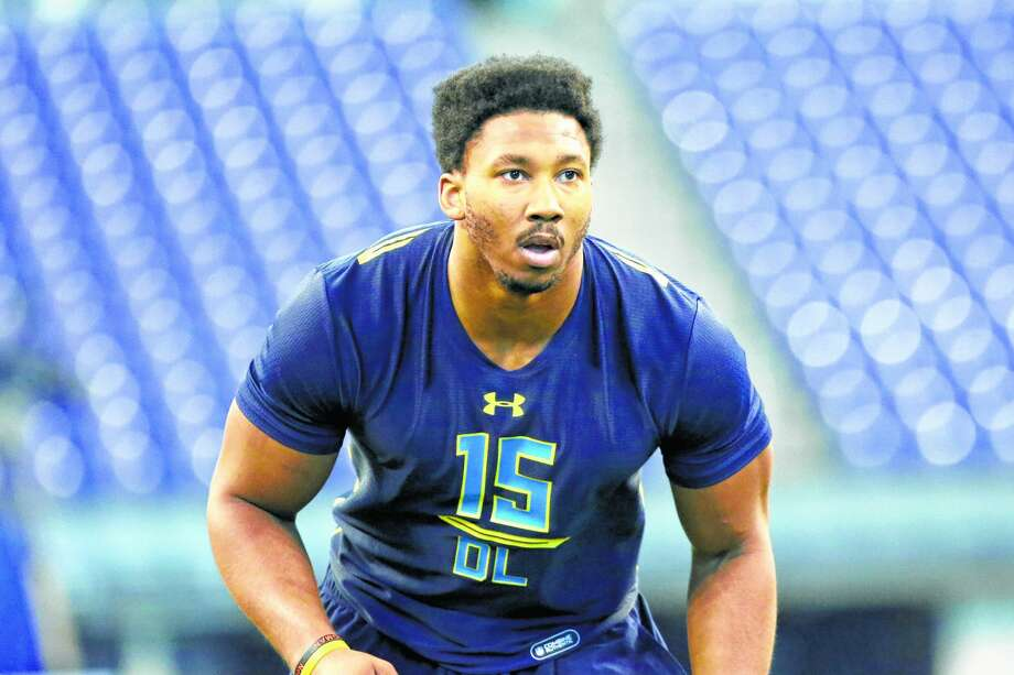 1. Cleveland BrownsMcClain: Myles Garrett, DE, Texas A&MWilson: Myles Garrett, DE, Texas A&M Photo: Gregory Payan/Associated Press
