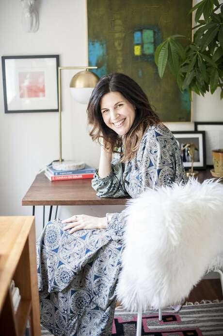Designer Ashley Redmond. Photo: Julia Sperling