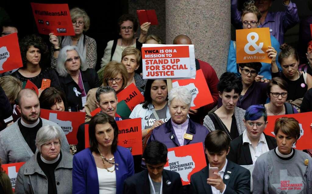 Bathroom Bill Texas bathroom bill is nothing but trouble for texas - houston chronicle