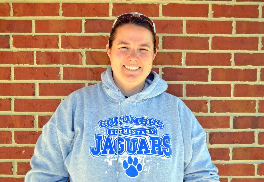 Camilla Eberlin is the new girls' track and field coach at Edwardsville High School. She replaces MiKala Thompkins, who coached the team since 2012.