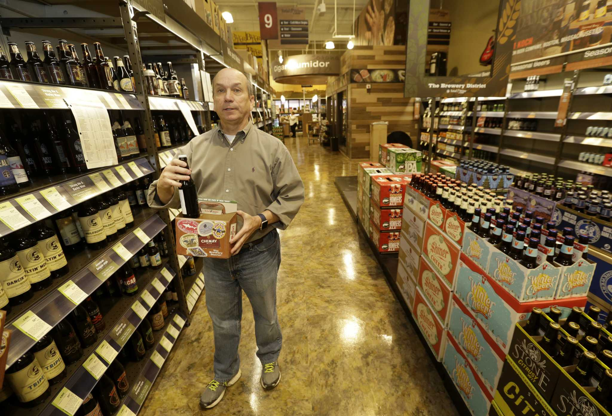 Total Wine plans Pearland expansion - HoustonChronicle.com