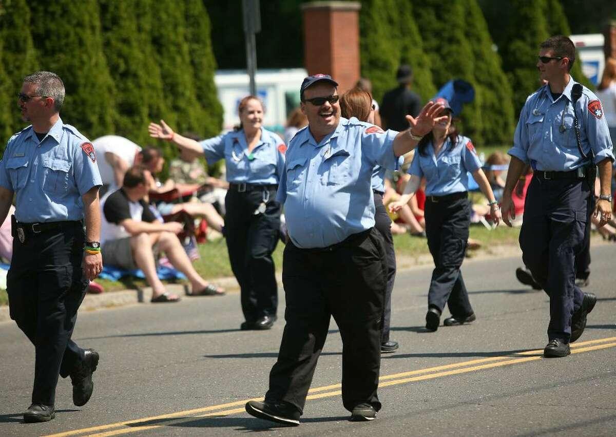 Stratford Memorial Day Parade on Monday, May 31, 2010.
