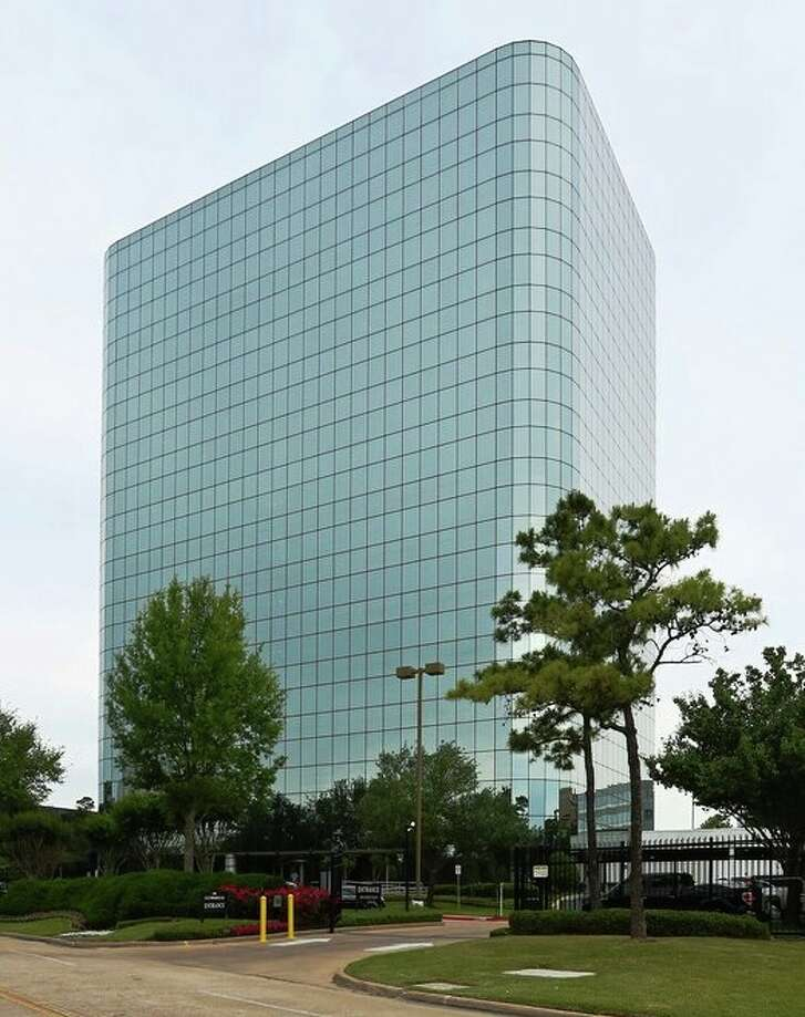 Northborough Tower is a Greenspoint-area office  building at 100 Glenborough.