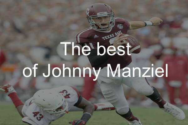 The best of Johnny Manziel