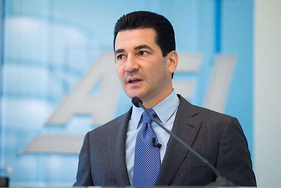 Scott Gottlieb served as a deputy commissioner of the FDA under President George W. Bush.