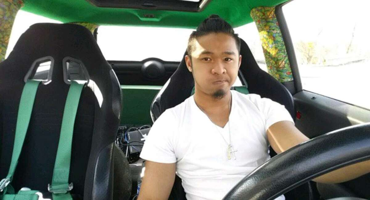 Lucky Keophannga's sister said her brother loved his Mini Cooper, which he customized with a Ninja Turtle interior.