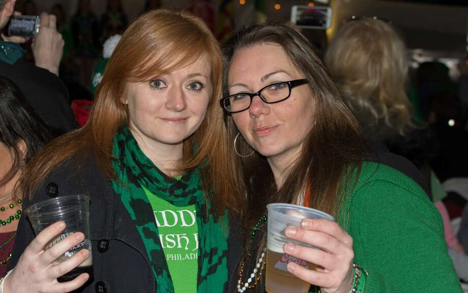 The second annual Norwalk St. Patrick's Day parade, put on by the Norwalk Police Emerald Society and O'Neill's Irish Pub, was held on March 11, 2017. The grand marshall was Ollie O'Neil, owner of O'Neill's where attendees gathered after the parade. Were you SEEN? Photo: Steve Schaum      Photography